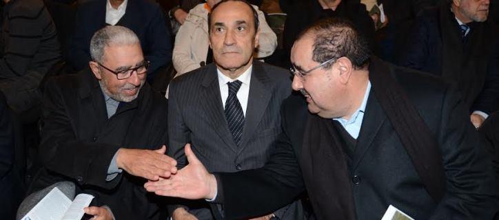 المرحوم محمد جسوس يجمع بعض الوجوه الغاضبة بقيادة الاتحاد الاشتراكي