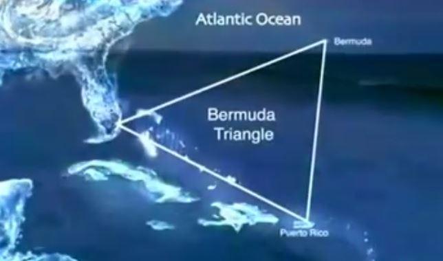 مثلث بارامودا: مثلث الموت