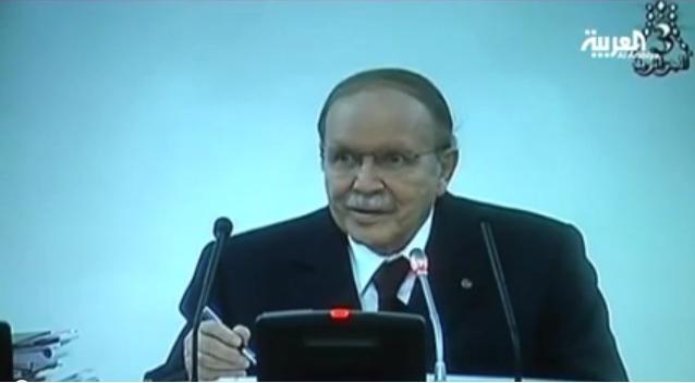 المعارضة الجزائرية تطالب بانتخابات مبكرة