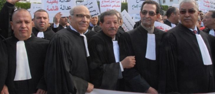 المحامون المغاربة يدعون لتأسيس جبهة وطنية للدفاع عن الوحدة الترابية