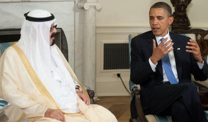 أوباما في الرياض لتهدئة التوتر مع السعودية