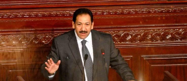 وزير الداخلية التونسي يؤكد النوايا الارهابية لمجموعة القضقاضي