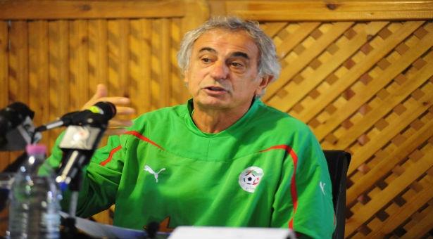 حليلوزرتيش يستدعي 36 لاعبا قبل مباراة سلوفينيا