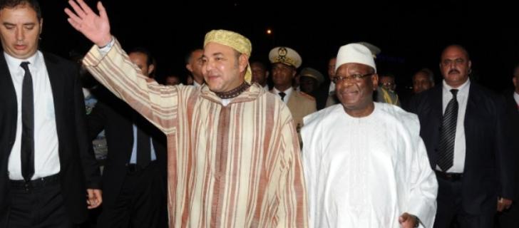 العاهل المغربي يتوجه إلى مالي ..المحطة الأولى من جولته الإفريقية