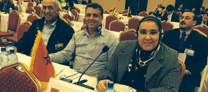 الوفد المغربي يقف في وجه الجزائر ويفرض الإشادة بدور لجنة القدس