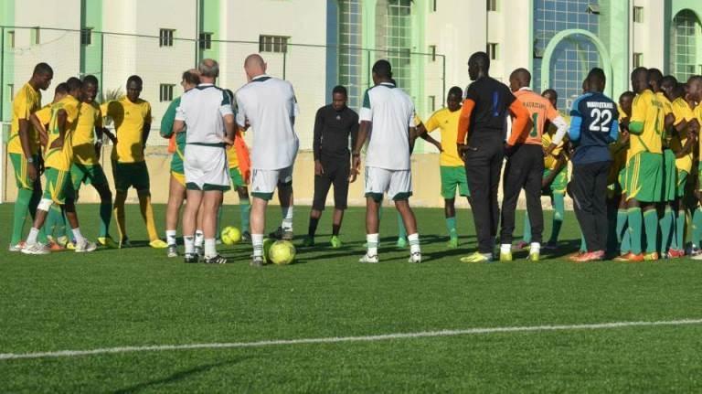 باتريس نفه يعزز لائحة المنتخب الموريتاني بمحترفين قبل مواجهة النيجر