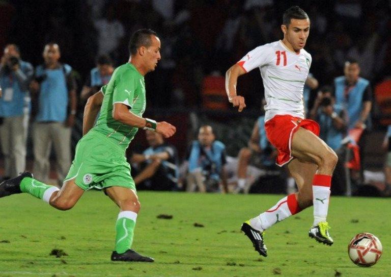 المغربي السعيدي يغيب عن مباراة الغابون الودية بسبب الاصابة
