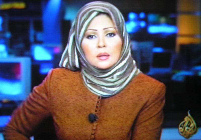 خديجة بن قنة: حرية الاعلام هبة من الحاكم يعطيها متى يشاء ويسحبها متى يشاء