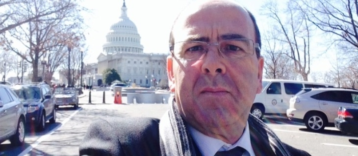 بنشماش يطلق نداء من واشنطن للمطالبة بتمكين المغرب من العضوية في الأجهزة القيادية لمؤسسة Globe International