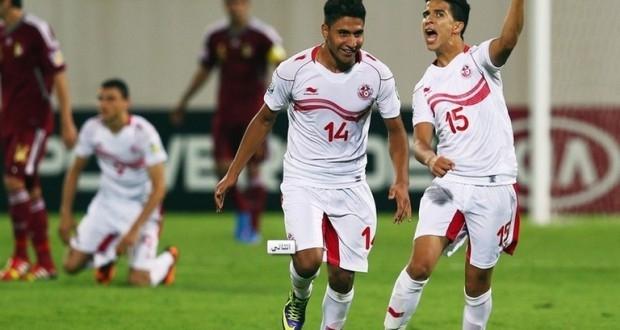 المنتخب الاولمبي التونسي أمام المنتخب الليبي الأسبوع القادم