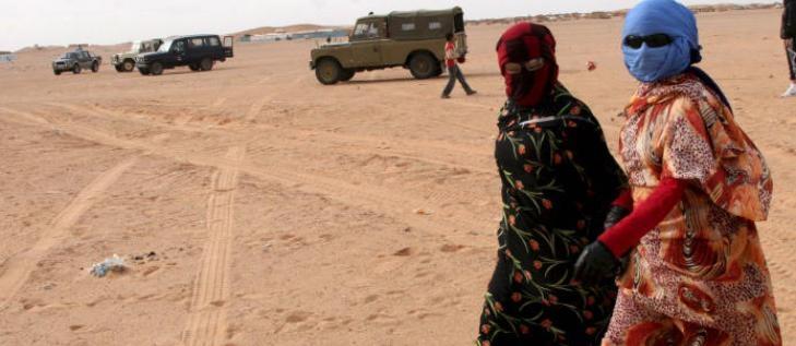 مصطفى سلمة: عاجل... أنقذوا اللاجئين الصحراويين من خطر الموت جوعا