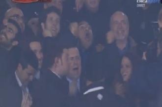 فرحة مارادونا بهدف إيغوين