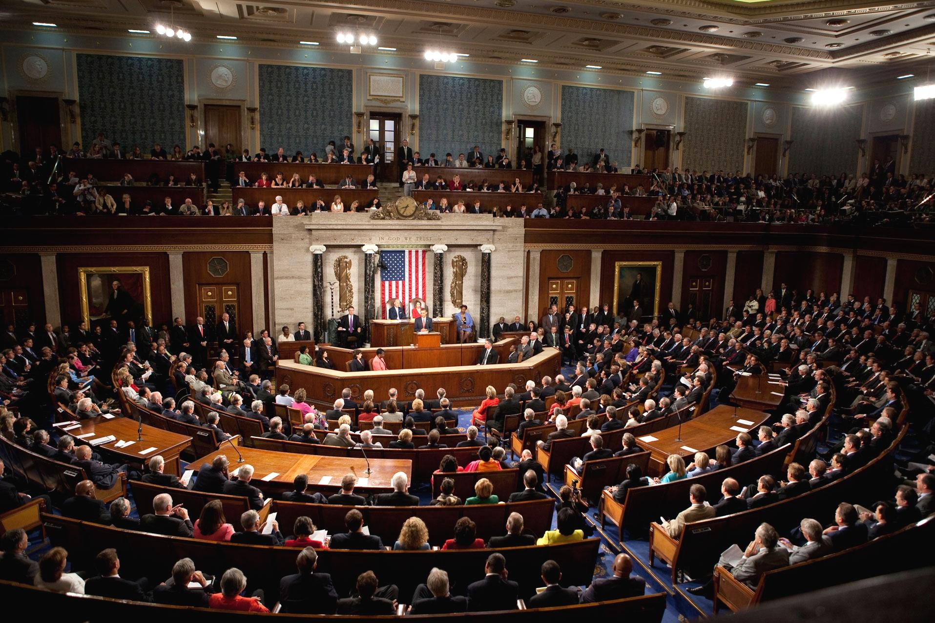 وفد من الكونغرس الأمريكي يزور ليبيا