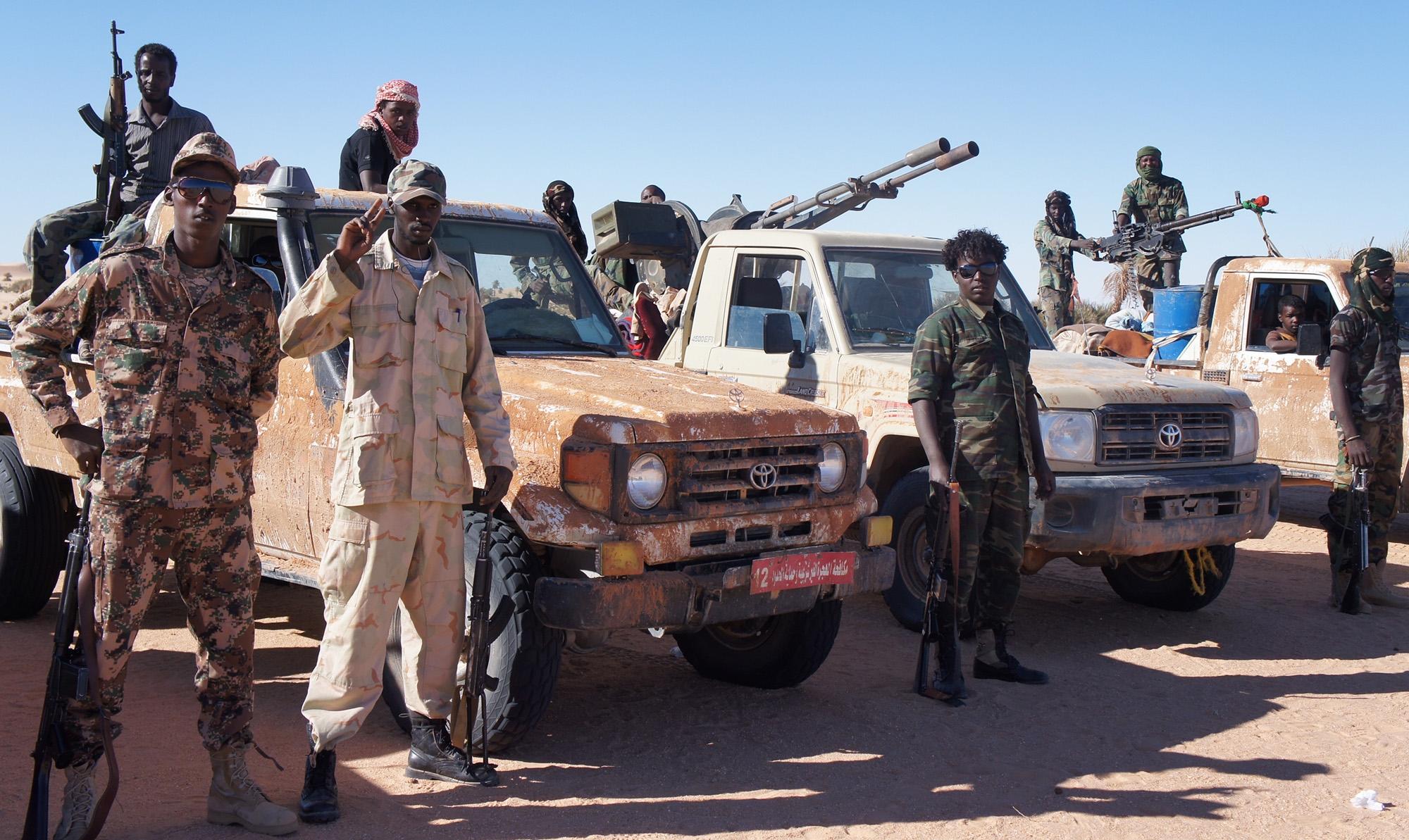 هل تحتاج ليبيا فعلا إلى عملية عسكرية دولية تحسبا لخطر إرهابي محدق؟