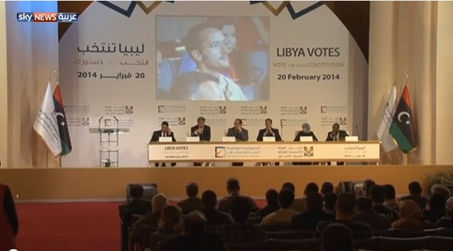 ليبيا: نسبة المشاركة في الانتخابات بلغت 45 بالمئة