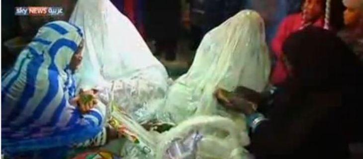 الجزائر زفاف جماعي للطوارق