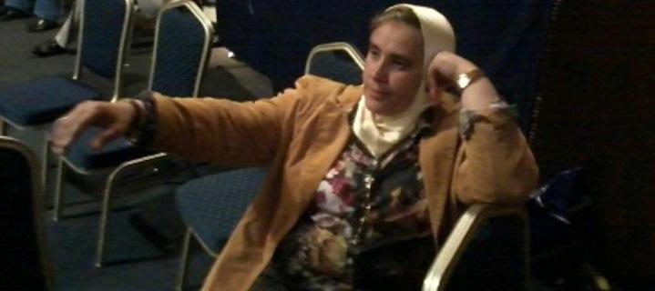 انتخاب خديجة الزومي نائبة رئيس المؤتمر التاسع لاتحاد مجالس الدول الإسلامية في طهران