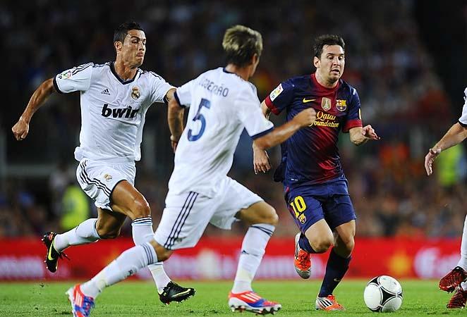 نهائي كأس اسبانيا بين برشلونة والريال يوم 16 ابريل في فالنسيا
