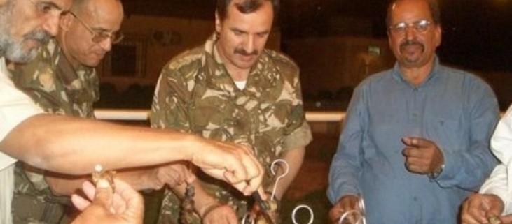 مصطفى سلمة:زعيم البوليساريو يدعو للانتخابات هروبا من مطالب المحتجين في المخيمات