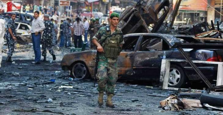 انفجار شرقي لبنان يودي بحياة أربعة أشخاص
