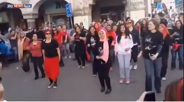 مصر: رقص نسائي ضد العنف