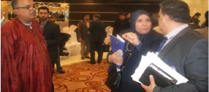 نقاش حاد بين الوفدين المغربي والجزائري في طهران بسبب دولة مالي