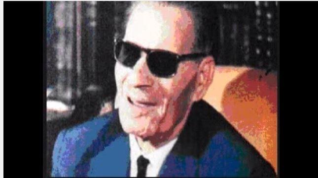 تسجيل نادر لمحاضرة الدكتور طه حسين ألقاها في تونس سنة 1957