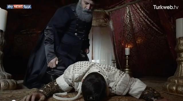 مشهد من مسلسل