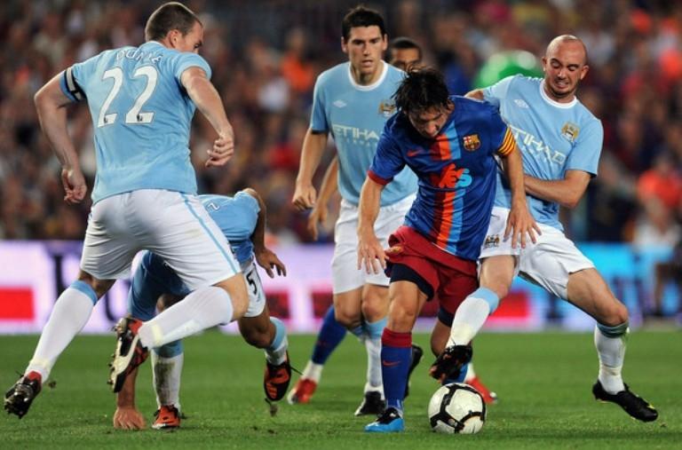 دوري أبطال أوروبا مباريات مثيرة وقمة بين سيتي والبارصا