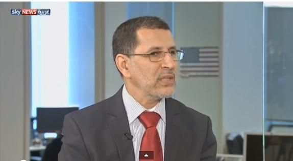العثماني: المغرب يمد يده للجزائر لتجاوز الخلاف