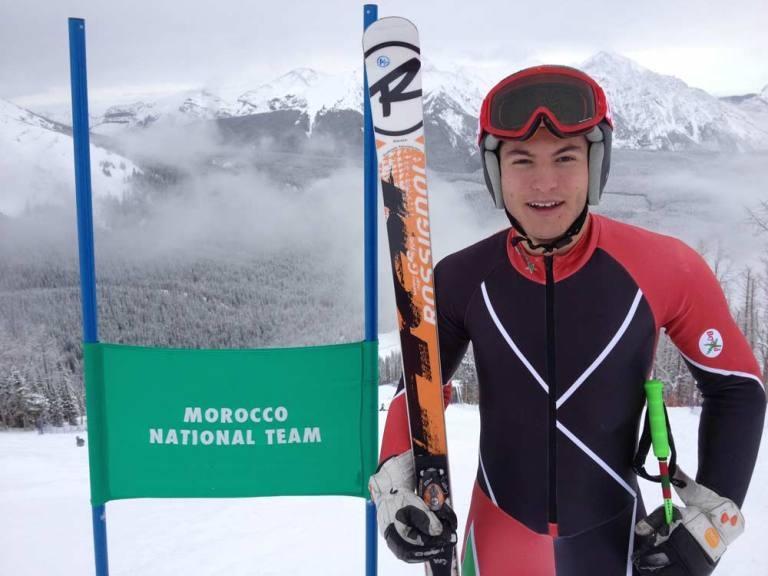 ثلاث أبطال مغاربة يشاركون في الألعاب الأولمبية الشتوية