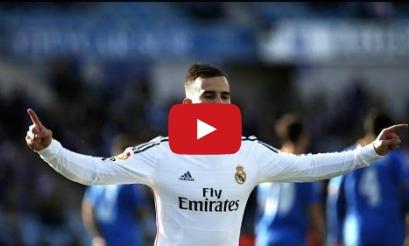 أهداف الريال مدريد