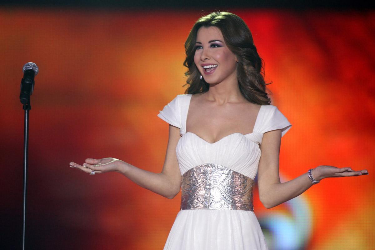 إلغاء حفل لنانسي عجرم بتونس بسبب عدم وجود تصريح