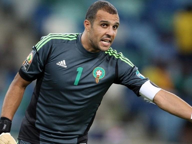 الحارس المغربي لمياغري يعتزل اللعب دوليا