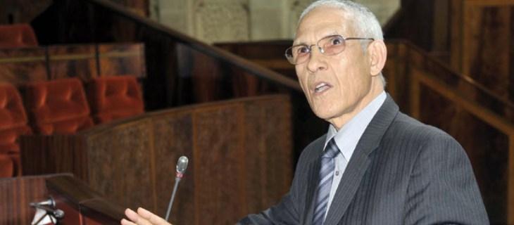 الداودي: الذين يطالبون بنكيران بلائحة مهربي الأموال منافقون ويكذبون على المغاربة