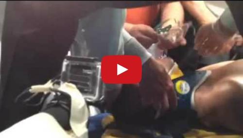 فيديو : ملاكم مكسيكي يفقد حياته