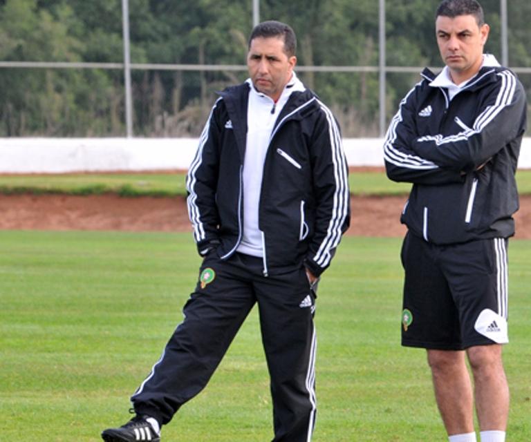 بنعبيشة يوافق على قيادة المنتخب المغربي في مباراة الغابون الودية