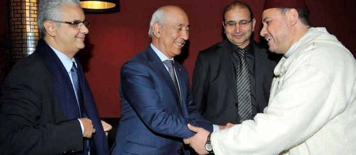 ادريس جطو رئيس المجلس الأعلى للحسابات لايحمل معه النقود
