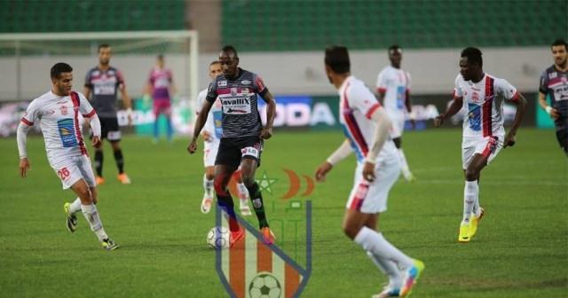 المغرب التطواني يواصل الزعامة عقب فوزه على حسنية أكادير