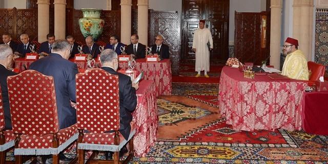 العاهل المغربي يترأس مجلسا للوزراء صادق على مشروع قانون القضاء العسكري