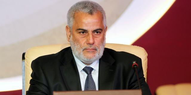 لهذا السبب انسحب بنكيران أثناء خطاب الرئيس المصري المؤقت
