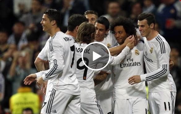 ريال مدريد 3 - 0 ليفانتي