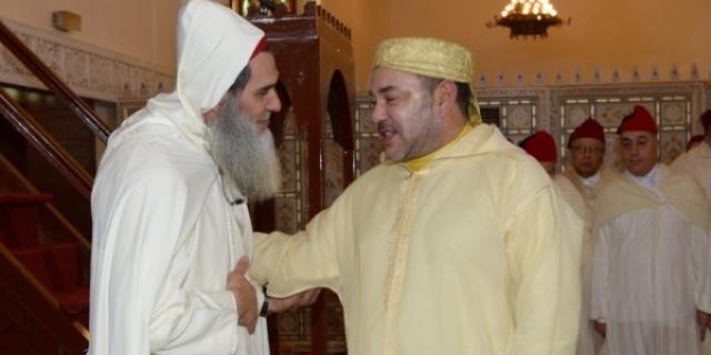 الفيزازي: خطبتي امام الملك تمت بتوافق مع وزير الأوقاف