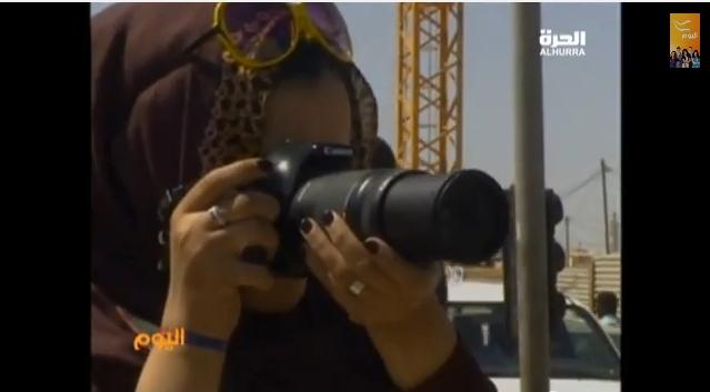 مي مصطفى..مصورة ترصد نبض المجتمع الموريتاني