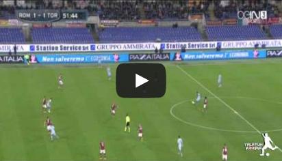 روما وتورينو 2-1