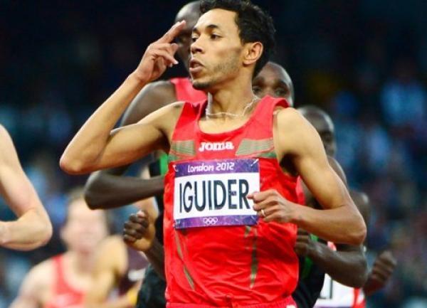 عبد العاطي إيكيدير يطمح للفوز بذهبية 1500 متر ببطولة العالم ببولندا