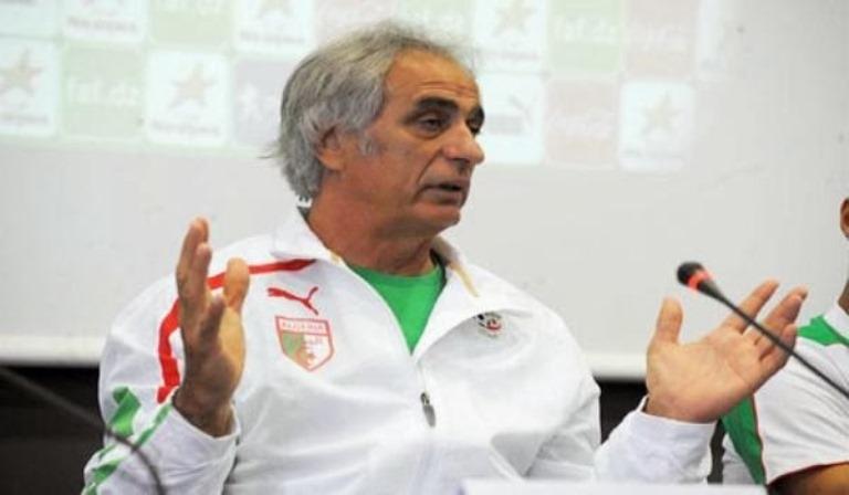 حليلوزيتش يقاطع الصحافة ويرفض عقد ندوة صحفية حول مباراة سلوفينيا
