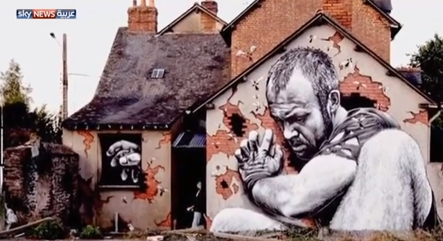 الغرافيتي..رسوم تحارب القبح في الشارع