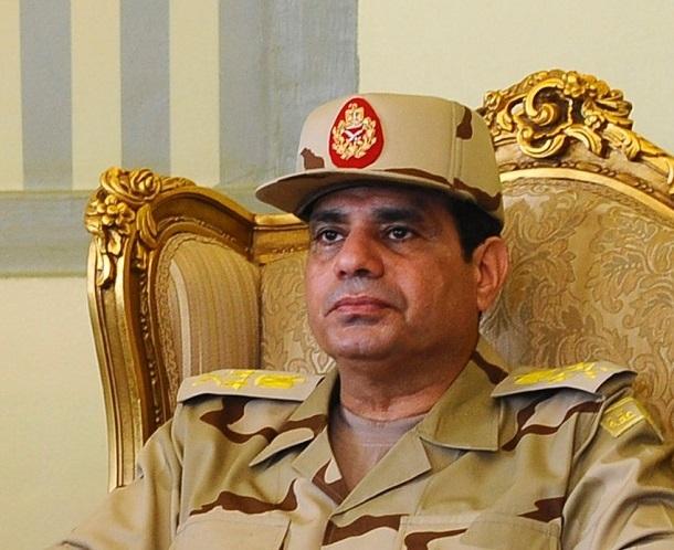 السيسي يلمح لترشحه لرئاسة مصر
