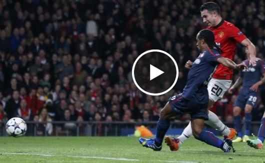 فيديو : مانشستر يونايتد وأوليمبياكوس 3-0